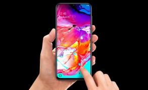 إستعراض هاتف SAMSUNG GALAXY A70 ما الجديد ؟ 2