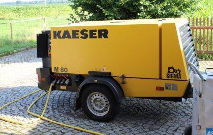 Druckluftkompressor - eisplus.de Trockeneisstrahlen
