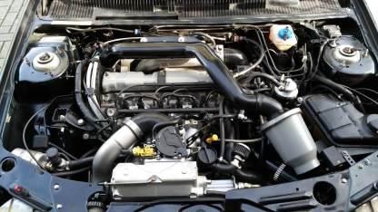 Enrico's Peugeot 205 Turbo - 2,0 8V Turbo Motor