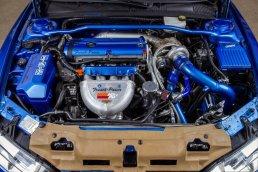 Peugeot 406 Coupé Turbo - Motorraum