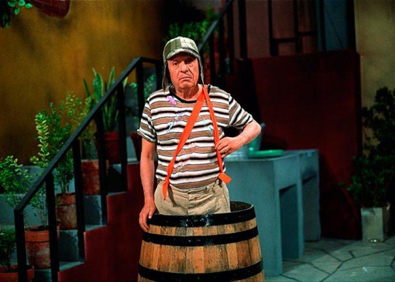 20151126161742 - SBT relembra 33 anos de Chaves na emissora