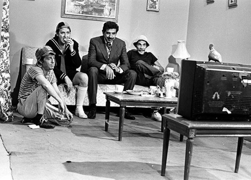 20151126164923 - SBT relembra 33 anos de Chaves na emissora