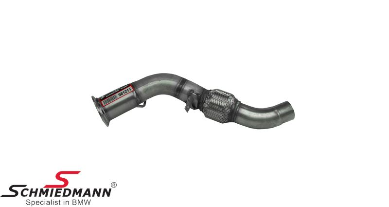 Supersprint turbo downpipe kit for race use only 981211