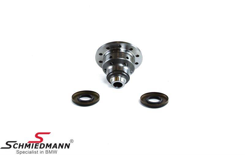 Quaife limited slip differential kit for standard