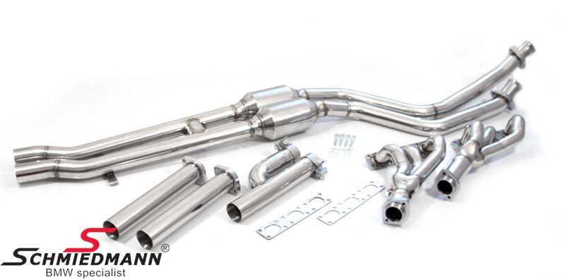 Schmiedmann high flow Sport manifold M50/M52 inclusive