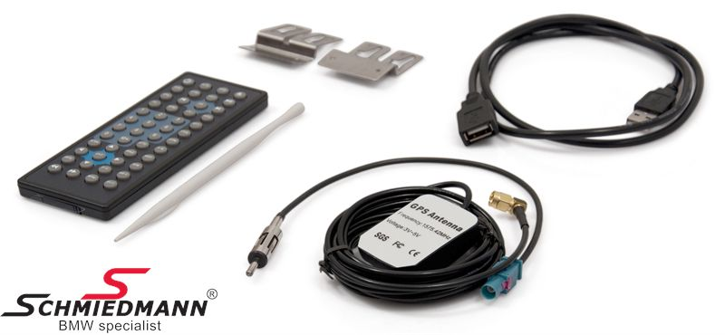 Dynavin D95 16:9 multimedia-unit (WinCE operating system