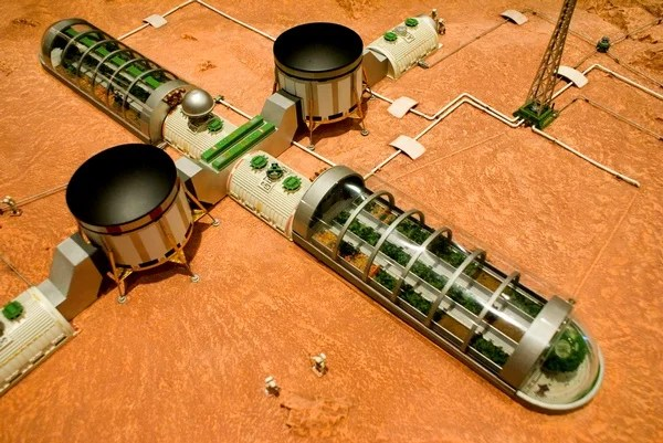How To Grow Vegetables On Mars Scientific American Blog Network