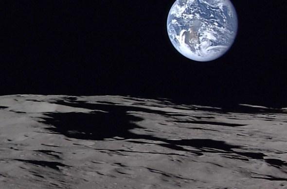 Earthrise Renewed Scientific American Blog Network
