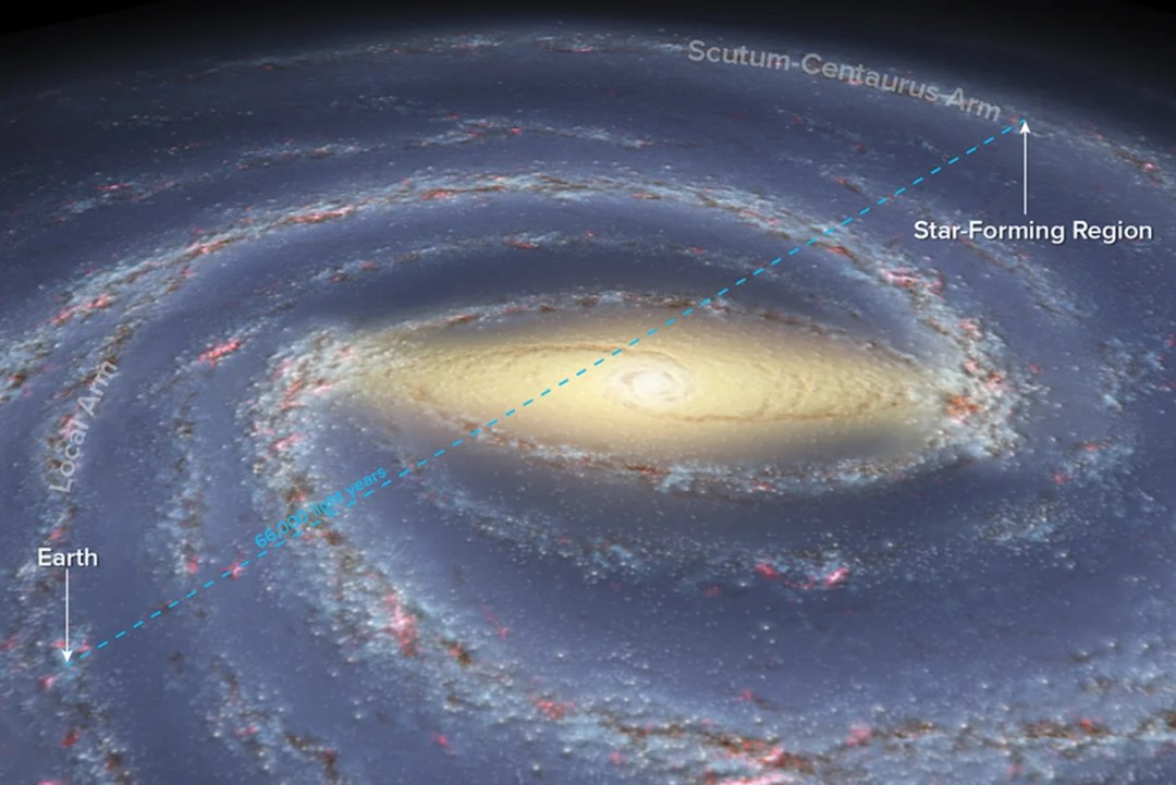 Image result for milky way map
