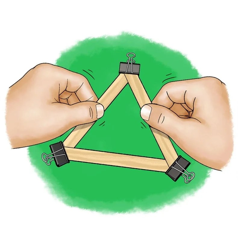 Strongest Angle For A Truss