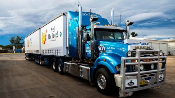 big truck # 26