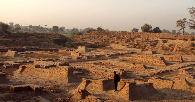 200 Year Drought Doomed Indus Valley Civilization