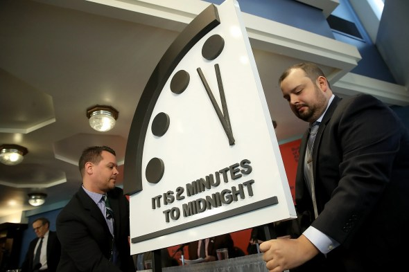 How The Doomsday Clock Could Help Trigger The Armageddon