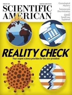 Scientific American Volume 324, Issue 2