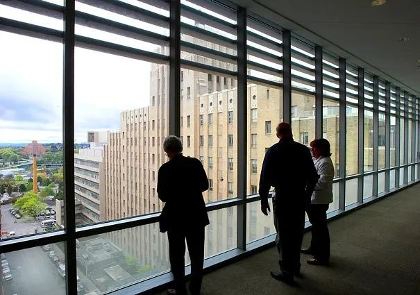Harborview Medical Centers 257 million expansion almost complete  The Seattle Times