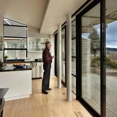 Big Kitchen Island Curtain For Window Gordon Walker Designs An Home Books And ...