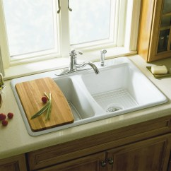 Amazon Kitchen Sinks Undermount Light Fixtures For Kitchens Drop-in Vs. Under-mount Sink | The Seattle Times