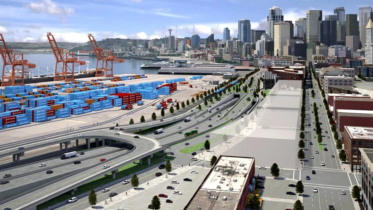 Highway 99 tunnel machine damage could delay dig  The