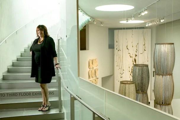 Bellevue Arts Museum Director Blends Business Art