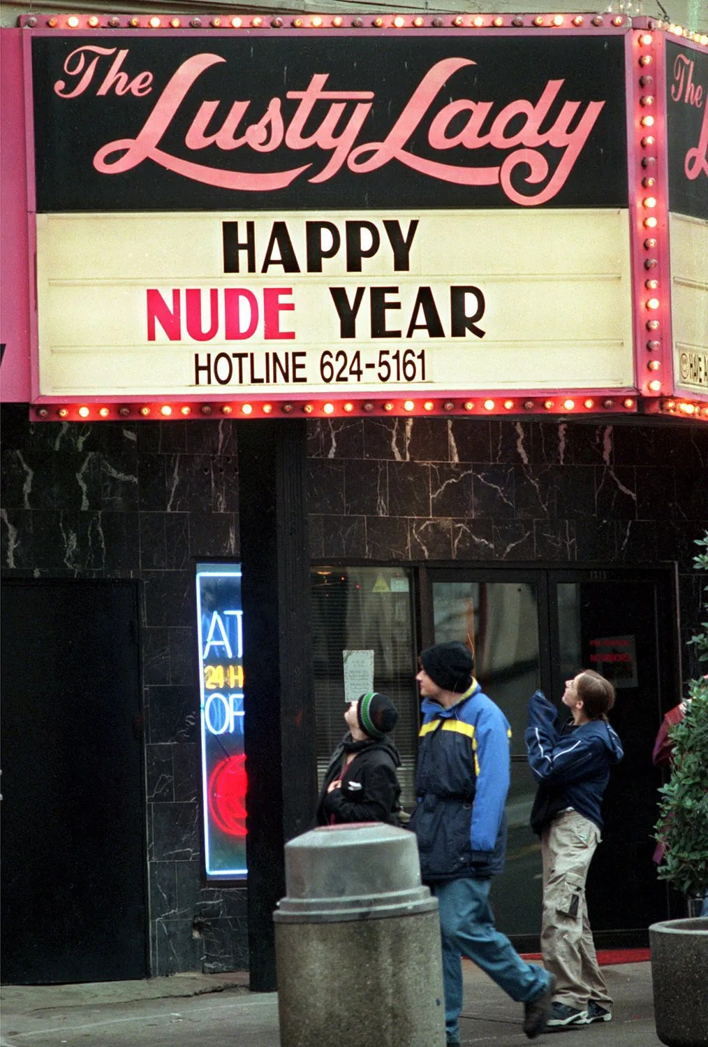 Old Lusty Lady strip club to get new look as boutique
