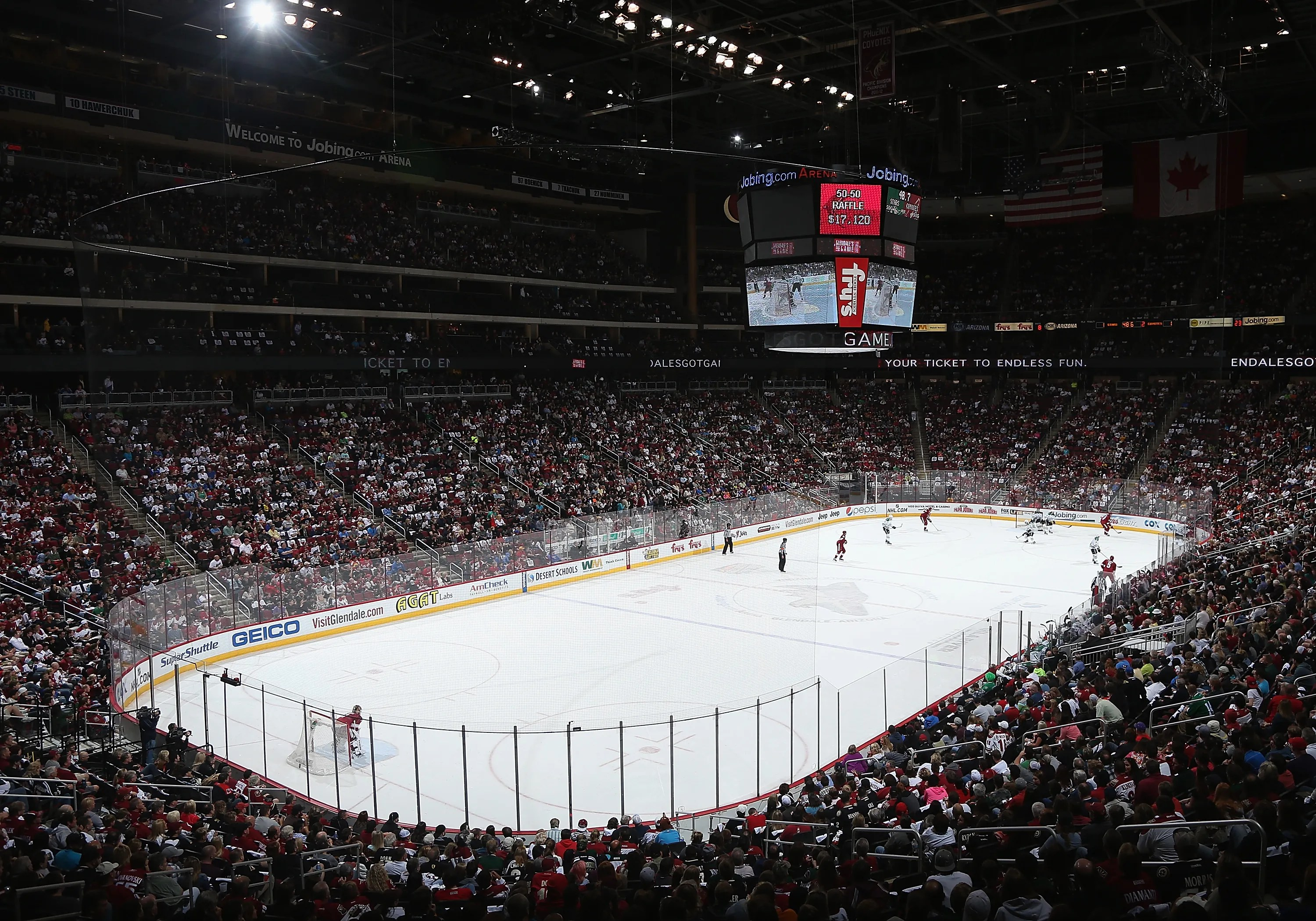 Seattle can learn from NHL arena fiasco in Glendale  The