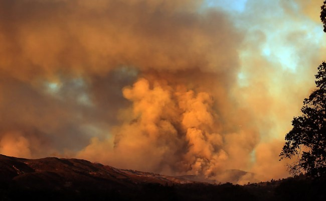 Several Blazes Thrust Northern California Into Fire Season