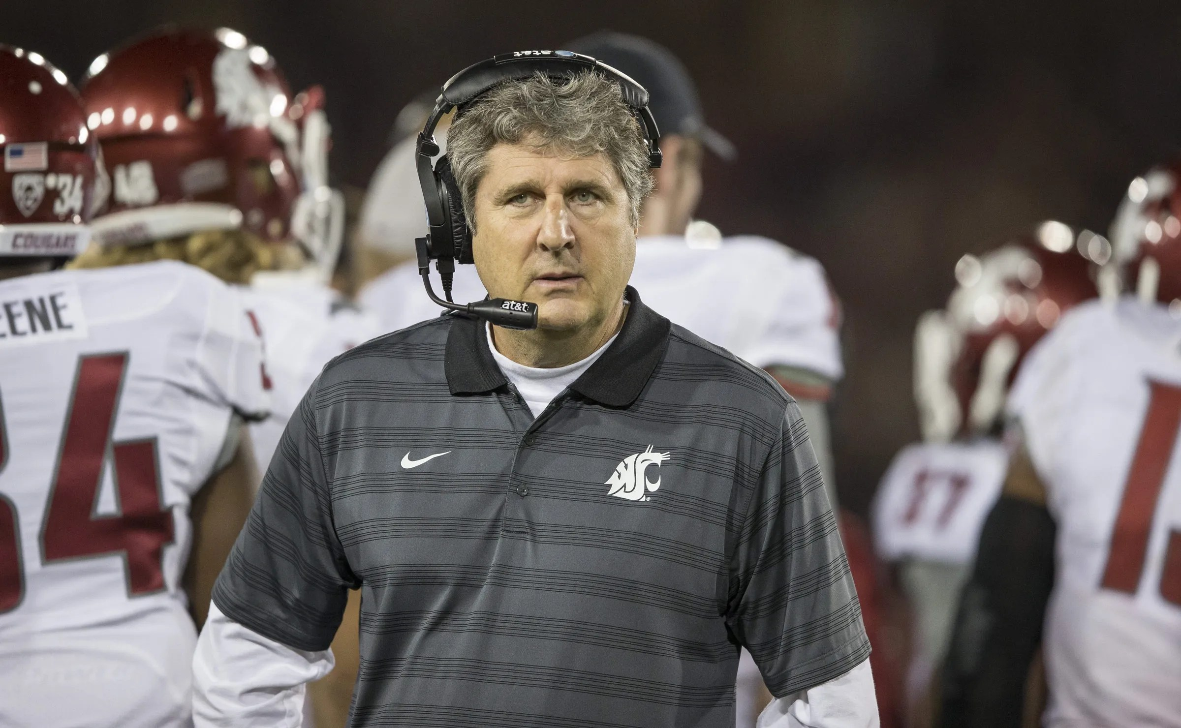 Image result for mike leach