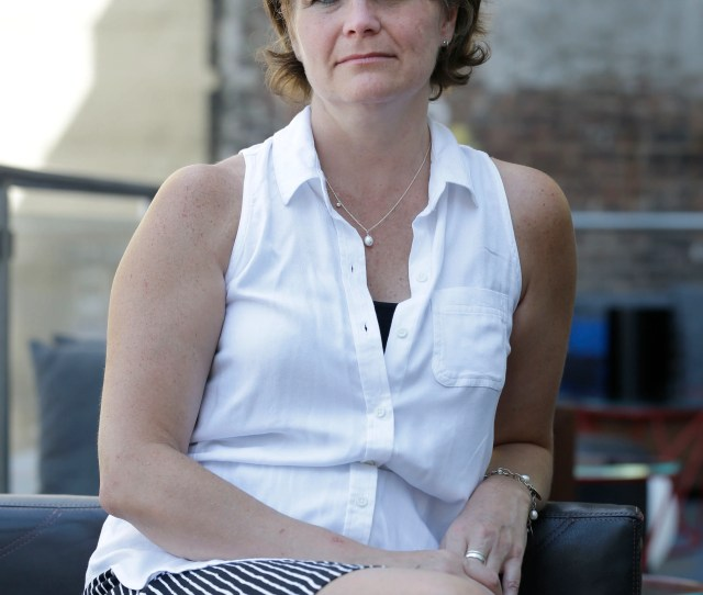 First Amendment Lawyer Liz Mcdougall Poses For A Picture In New York Tuesday Aug