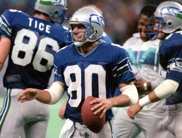 Steve Largent Tops List Of 40 Greatest Seattle