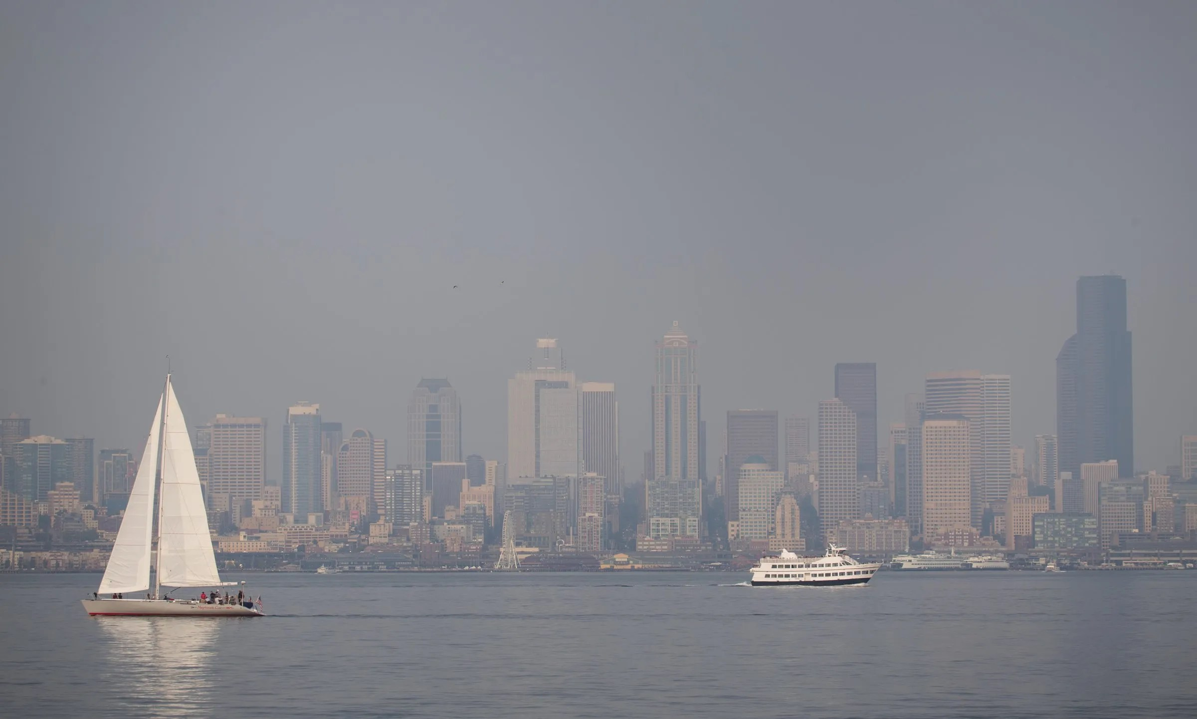 Seattle Area S Air Quality Gets Poor Grades