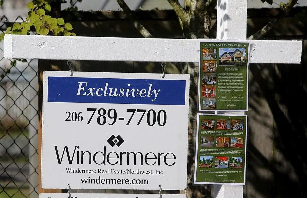 Seattle area single-family home prices in March were up 10.8 percent from a year ago, behind only Portland, where prices have shot up 12.3 percent, according to the latest S&P/Case-Shiller data. (Greg Gilbert/The Seattle Times)
