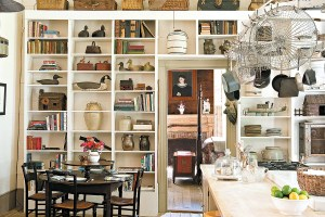 Try mixing antiques and heirlooms into modern décor   The ...