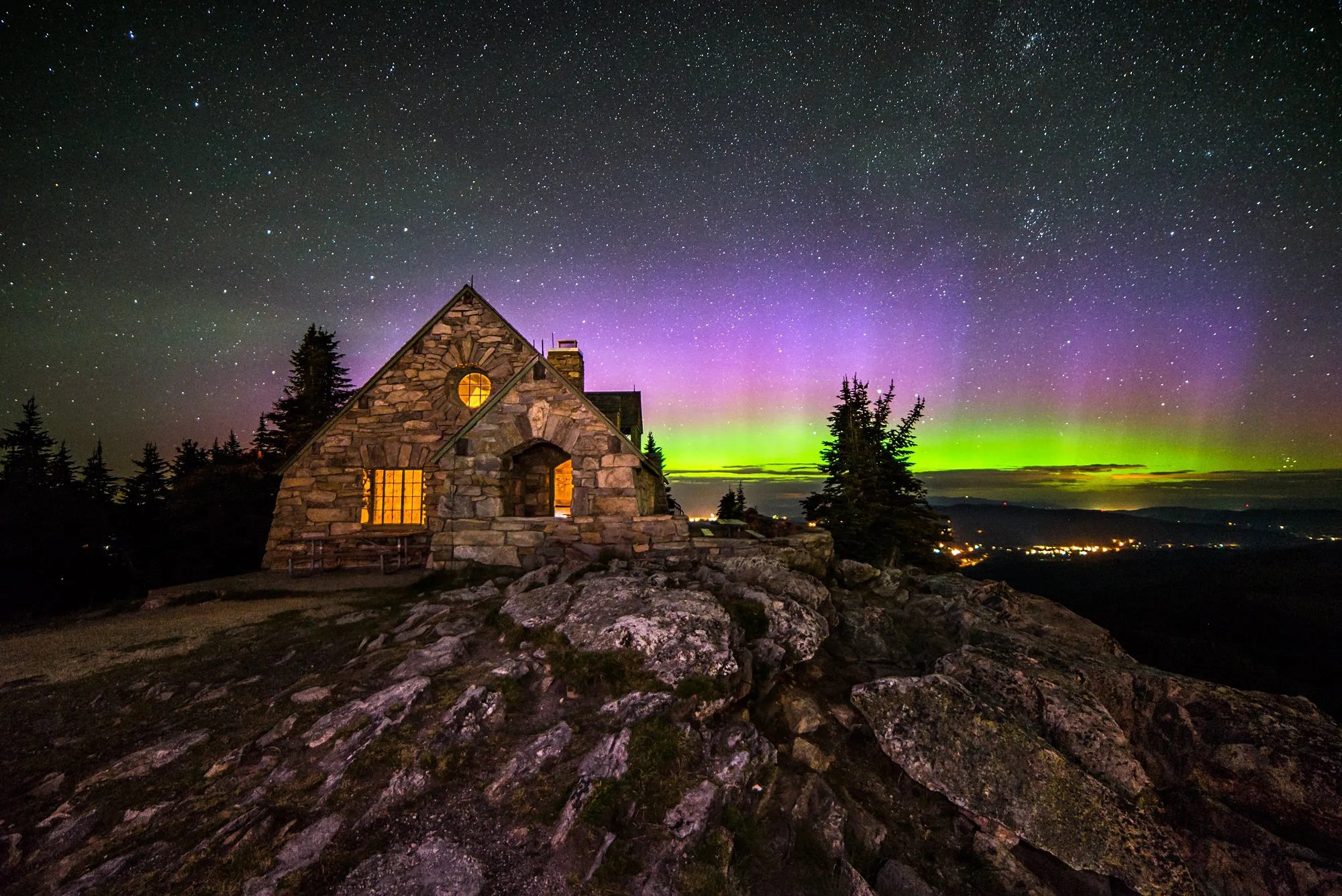 Northern Lights App