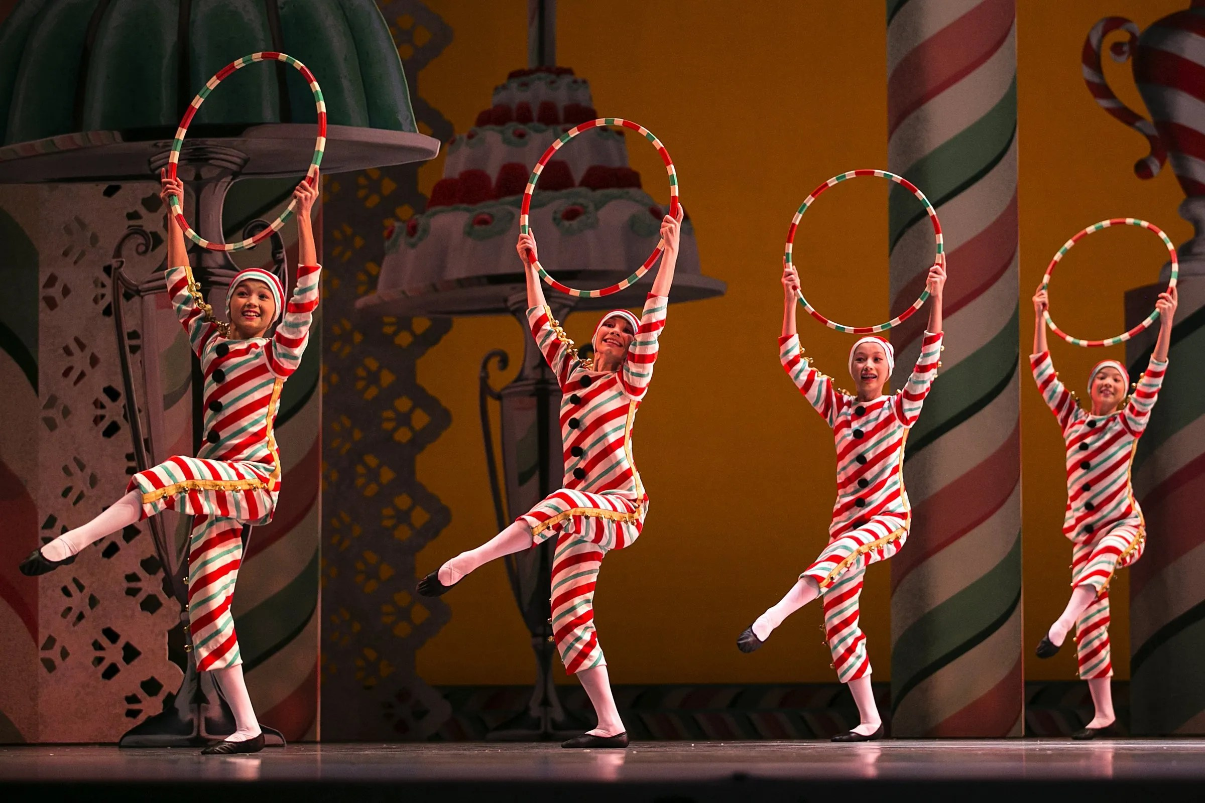Review A Nutcracker to remember opens holiday run  The