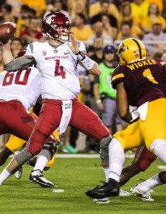 observations from the wsu cougars  first official depth chart also rh seattletimes