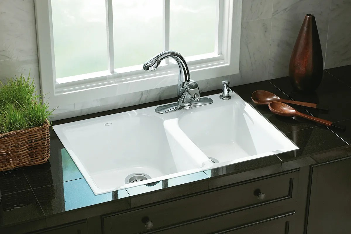 drop in kitchen sink a perfect fit for