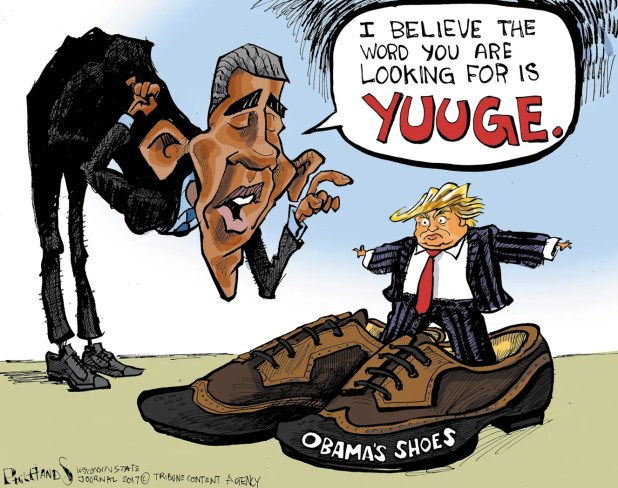 Image result for big shoes to fill