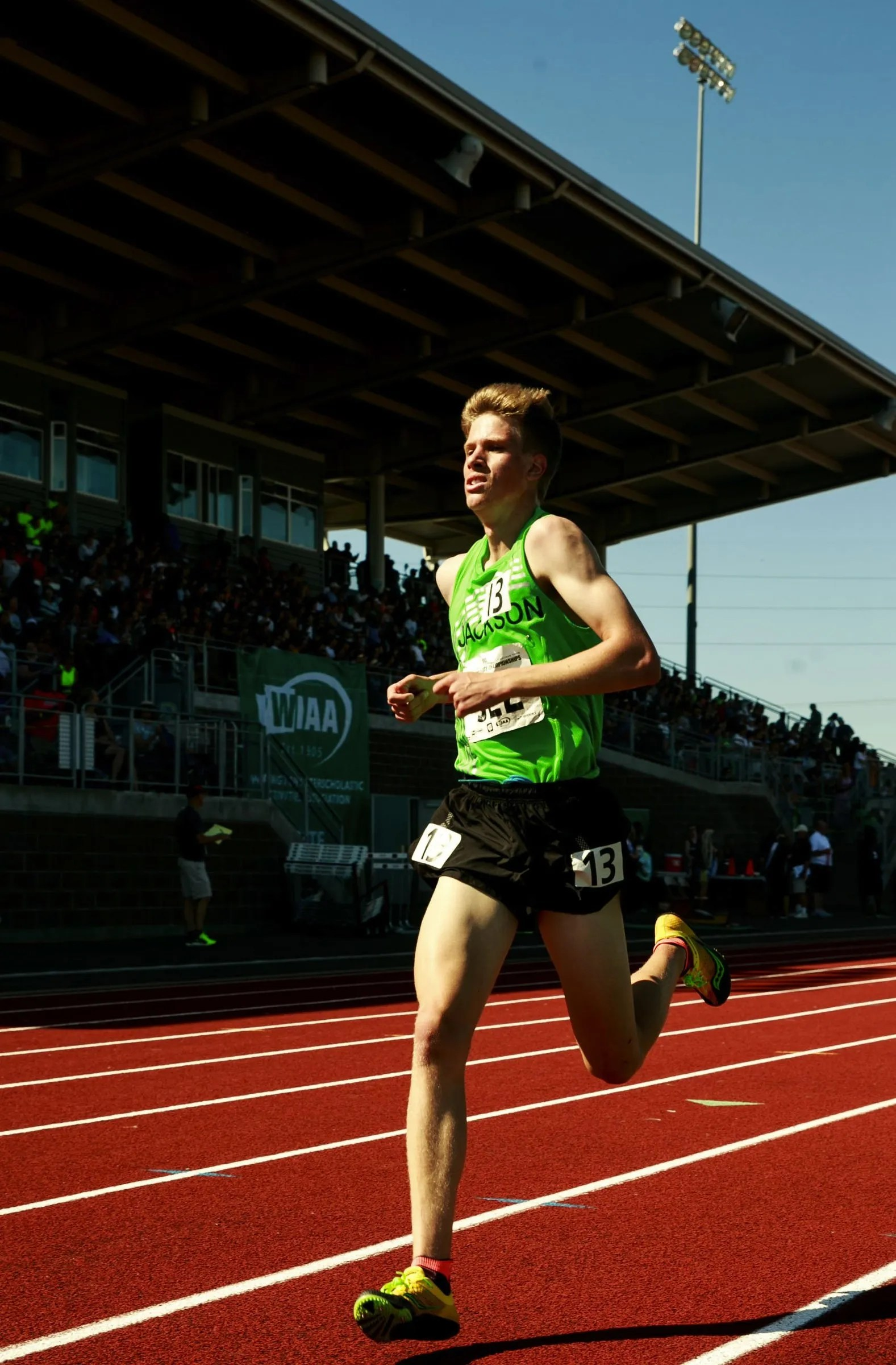 Photos from the 2017 Washington state track and field meet