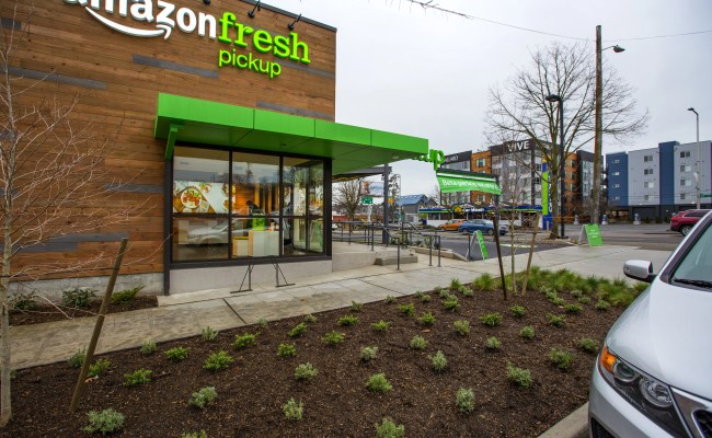 Amazon Opens Seattle Grocery Pickup Sites To Prime Members