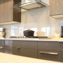 Glass Kitchen Backsplash Exhaust Fan Lowes Is A Trendy Low Maintenance Choice For Today S Courtesy Aaa Kartak Closet