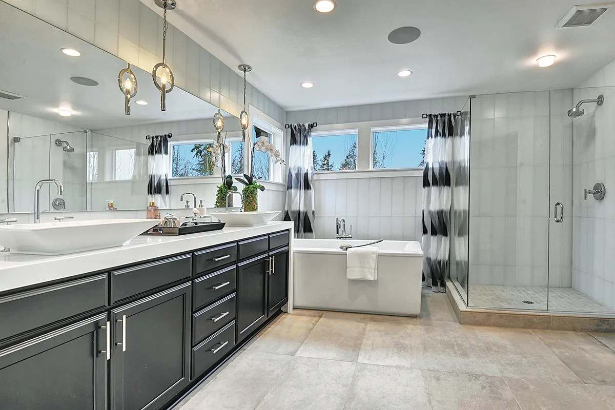 Decorated model home gets goldmedal treatment  The