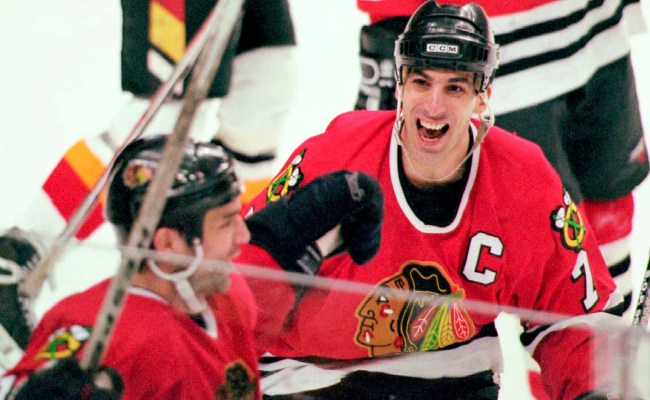 Chelios Leaving Red Wings To Return To Chicago The