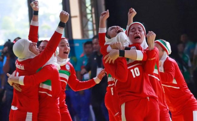 Too Bad For India As Iran Wins Asian Games Kabaddi Gold