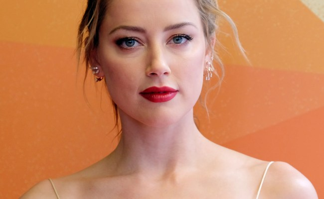 Amber Heard Says She Is Happy To Have Moved On With Her