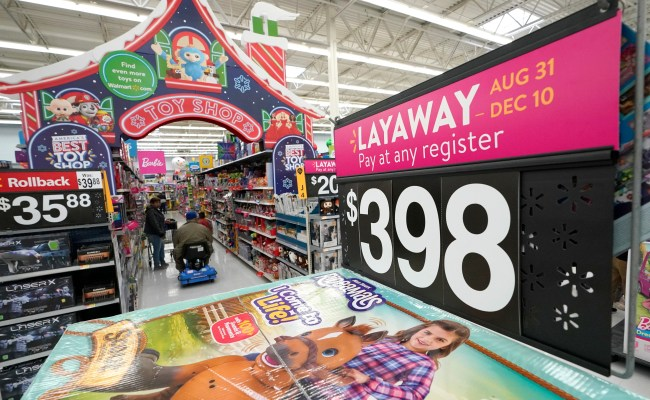 Walmart Flexes Its Muscle Against Amazon As Sales Get