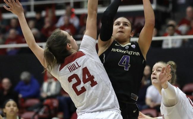 No 6 Stanford Dominates Washington Women 91 54 The