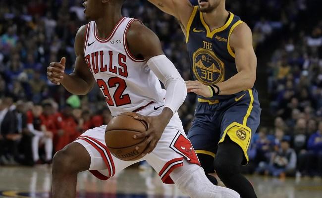 Klay Thompson Torches Bulls Again In Warriors 146 109 Win