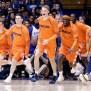 Battle Helps Syracuse Upset No 1 Duke In Ot The Seattle