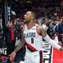 Once Again Lillard Time Moves Blazers Along In The
