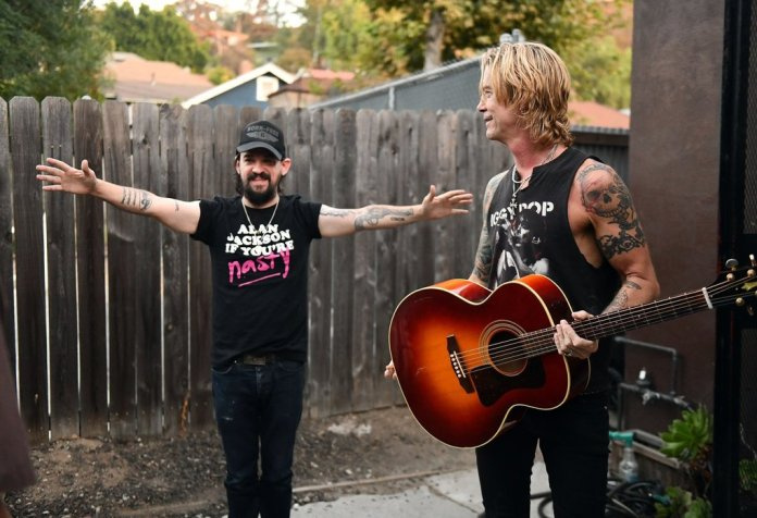 Guns N' Roses star Duff McKagan reveals what led to his